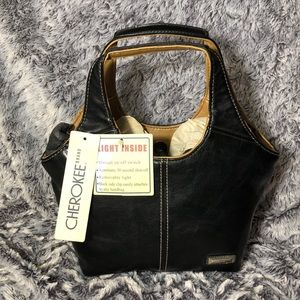 Black Mini Hand Bag